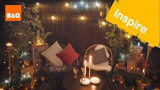 Give your garden a night time makeover