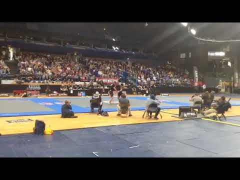 Gordon Rayn vs Keenan Cornelius ADCC 2017 final sub