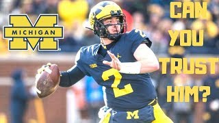 Shea Patterson WILL let Michigan DOWN? | Michigan Football Preview 2019-2020