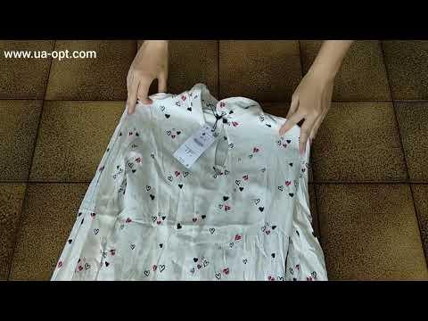 thumbnail video Одяг оптом Bershka сток 16,5 €/кг лот #109