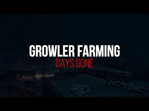 Days Gone Growler Farming Locations | Unlimited Jugs 1