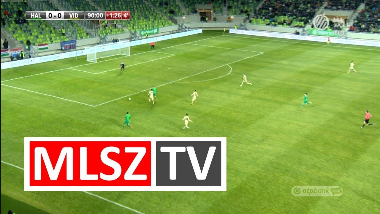 Mészáros Karol gólja a Swietelsky Haladás - Videoton FC mérkőzésen