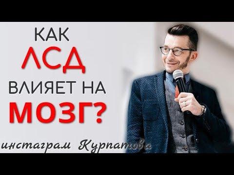 """Отношение А.В. Курпатова к """"разгону"""" мозга психотропами"""