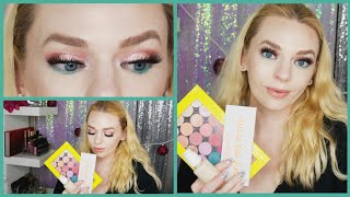 NEW Colour Pop No Filter Foundation Review/Demo and Tutorial Using New Makeup 2018 I Music2makeup