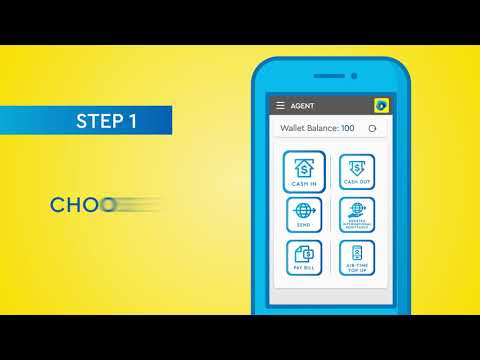 Cash-In - Video Panduan Peniaga CICO