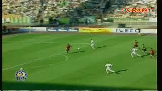 Андрей Шевченко супергол в финале Кубка Украины 1999
