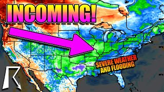 Upcoming Cold Air Invasion To Bring Dangerous Flash Flooding, Severe Weather, and more…