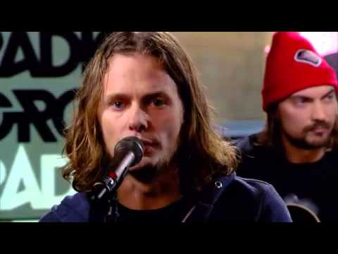 Truckfighters - Mind Control (Live at Radio Rock)