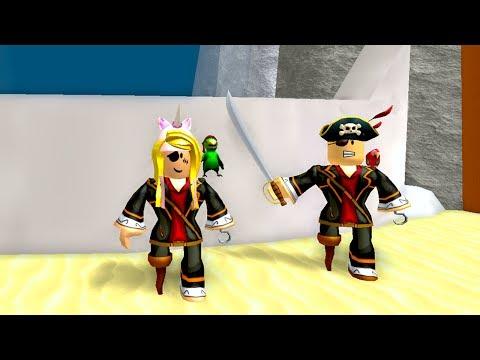 ROBLOX Escape The Pirate Ship Obby