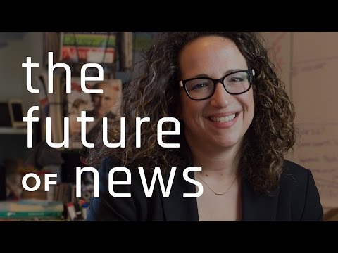 Amy Webb: News orgs must develop compelling distribution systems | The Future of News