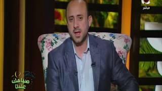 صباحك عندنا   اقوي تقديمة من احمد الشاعر عن اصالة الشعب المصري وكرمه