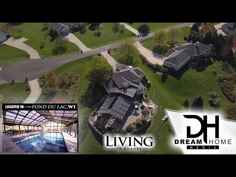 Living In Luxury | W4425 Overland Trl. Fond Du Lac, WI | Dream Home Wisconsin