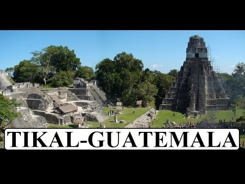 Guatemala-Tikal (End of the world/21 December 2012)  Part 7