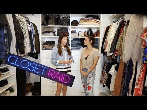 Daniella Monet  Closet Raid