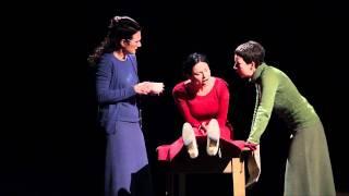 The Sisters Three - Das Leben der Schwestern Brontë - Trailer