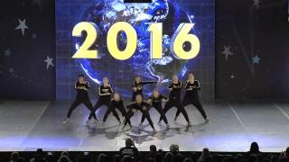 Dancers Edge (Australia) - DE.3 [2016 Open Hip Hop Finals]