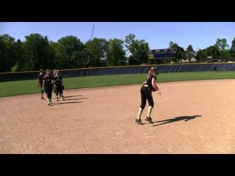 12U Lady Admiral Fastpitch Video Profile