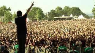 """Mass Hysteria - """"Positif à Bloc"""" - Extrait du docu du live à l"""