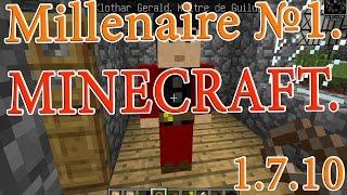 ОБЗОР МОДА Millenaire на Minecraft №1[1.7.10].