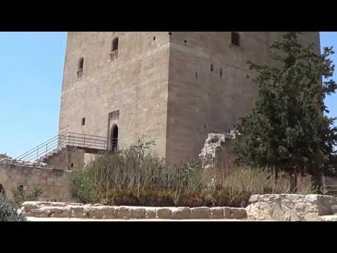 Замок Колосси. Кипр