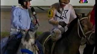 2010 Kentucky Derby - Super Saver + Post Race