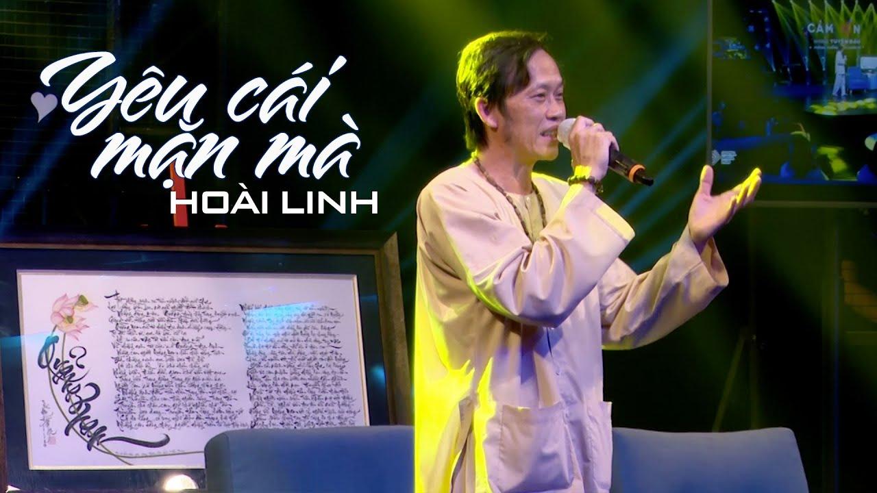 NSƯT Hoài Linh gây xúc động mạnh với bài thơ tự sáng tác gửi về Xứ Quảng thương yêu