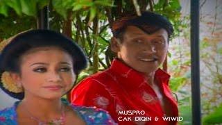 Download lagu CAK DIQIN & WIWID WIDAYATI - MUSPRO