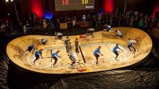 Track Cycling in Denmark - Red Bull Mini Drome 2013