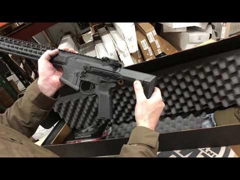 Noveske Gen 4 N4-PDW 5.56x45 2000524 AR-15 Rifle