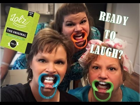 Playing LOLZ Game/ Watch your mouth || Ready to Laugh???