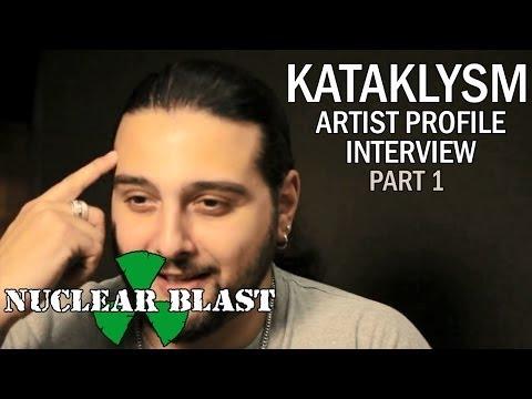 KATAKLYSM - Artist Profile Interview W/ Maurizio Iacono (PART 1)