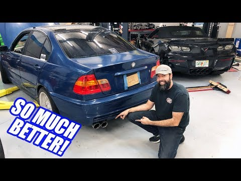 MAJOR Upgrades To The E46 Daily Drift Car! 5th Giveaway Announcement!!