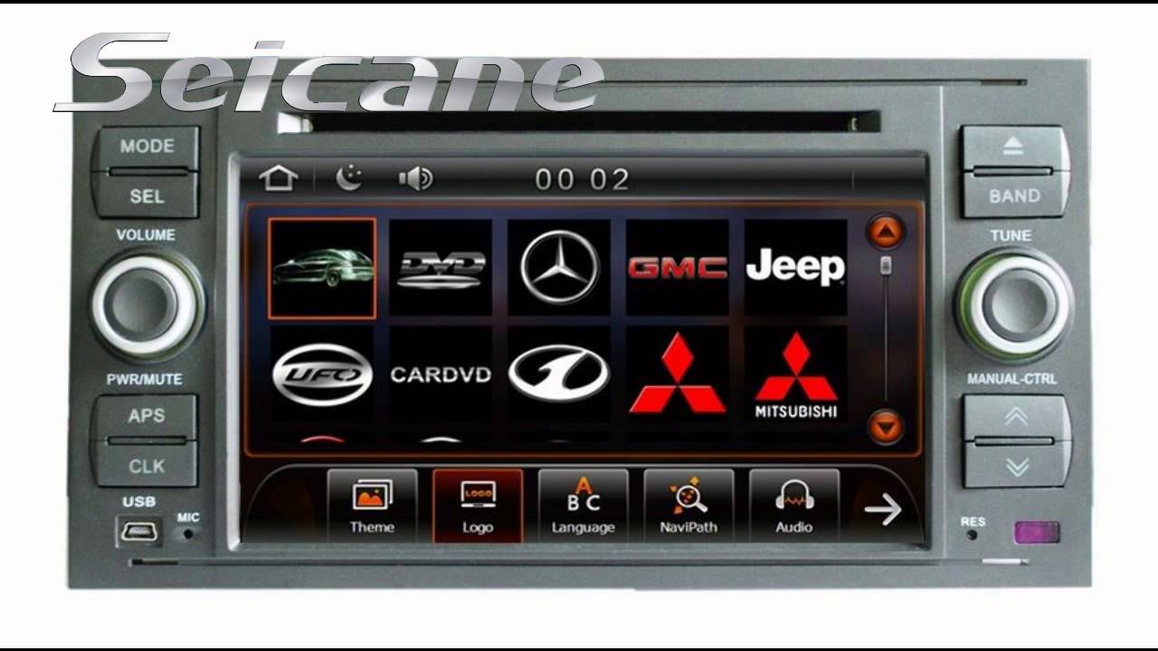 double din 2005 2006 2007 ford c max s max galaxy in dash. Black Bedroom Furniture Sets. Home Design Ideas