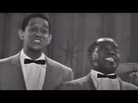 """Louis Armstrong """"Now You Has Jazz"""" (September 20, 1959) on The Ed Sullivan Show"""