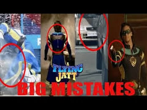 Much wrong with flying jatt bollywood...