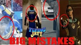 Much wrong with flying jatt bollywood movie top mistakes of flying jatt