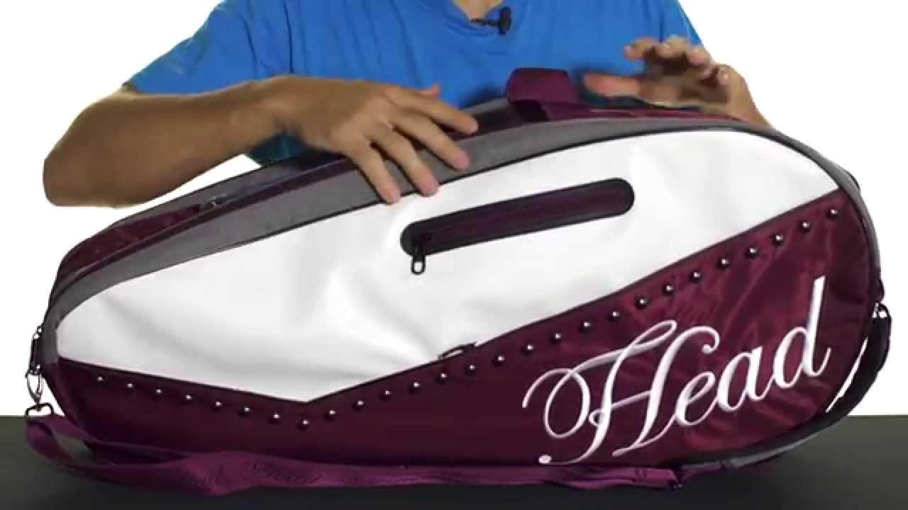 Head Sharapova Series Combi Tennis Bag