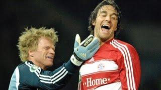 Kahn gegen Borussia Dortmund   DFB Pokal Finale 2008