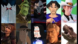 Defeats Of My Favorite Animated Non Disney Villains Part 25