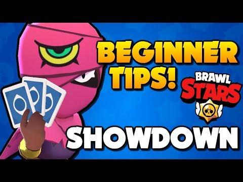 Beginner Tips for Showdown in Brawl Stars!