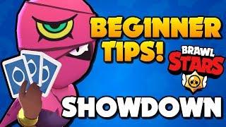 Beginner Tips for Showdown in Brawl Stars!