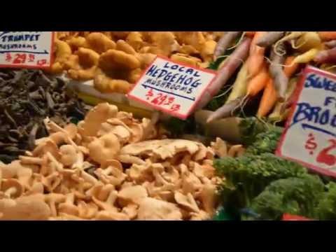 Quick walk through the Pike Place Public Market