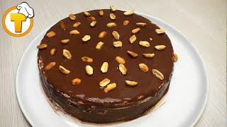 Очень вкусный Муссовый торт Сникерс. Пошаговый рецепт.