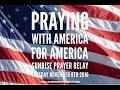Sunrise Prayer Relay - USA Elections 8 November 2016
