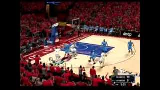 Gs warriors vs. la clips (game 1 - nba playoffs 2014 replay) beyond hd