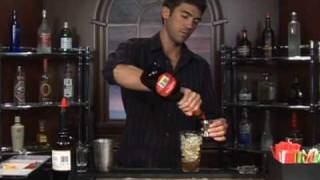 Whiskey Mixed Drinks: Part 2 : How to Make the Royal Flush #2 Mixed Drink