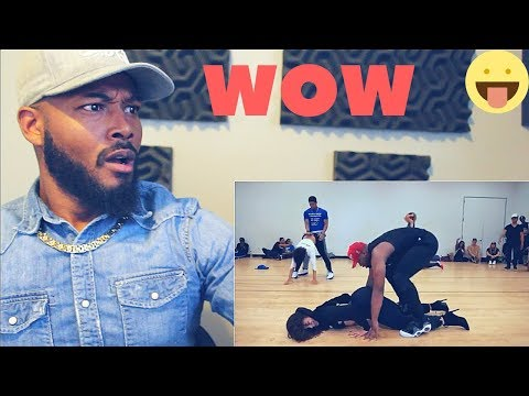 Kitchen Table | Rotimi | Choreography by Aliya Janell & Sayquon Keys | Filmed by The Wright Visions