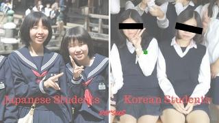 Japanese Students versus Korean Students