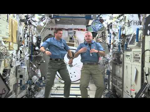 International Space Station Crew Discusses Life In Space With Virginia Students