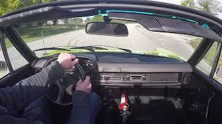 1973 Porsche 914 Test Drive